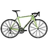 メリダ(MERIDA) ロードバイク SCULTURA 100 グリーン AMS01449-EG24 50サイズ