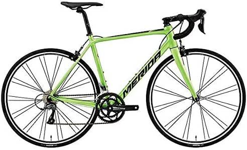 メリダ(MERIDA) ロードバイク SCULTURA 100 グリーン AMS01449-EG24 47サイズ