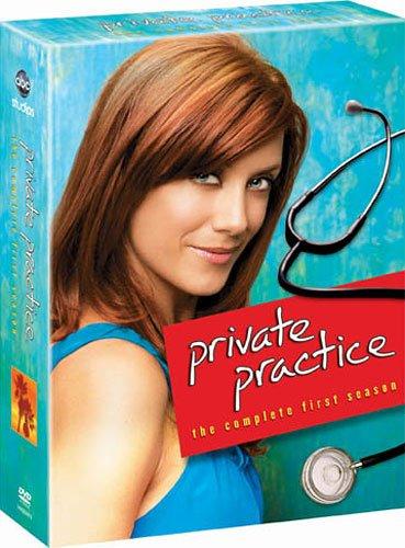 プライベート・プラクティス:LA診療所 シーズン1 DVD COMPLETE BOXの詳細を見る