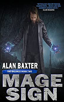 MageSign (The Balance Book 2) by [Baxter, Alan]