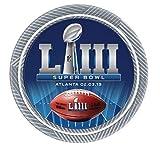 Super Bowl LIII デザート皿18枚パック