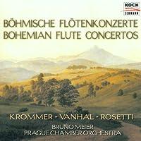 Bohemian Flute Concertos
