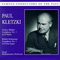 Famous Conductors of the Past by MAHLER & SCHUMANN (2007-04-03)
