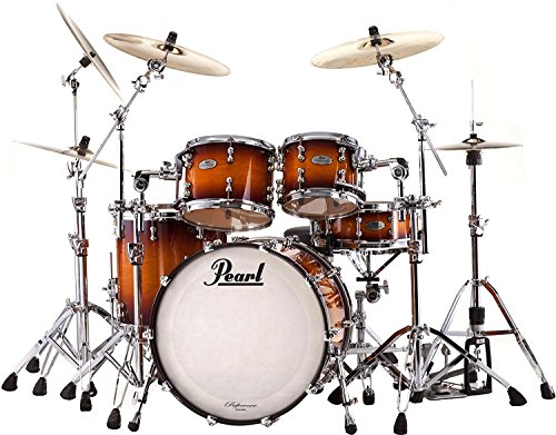 Pearl RFP924XSP/C Reference Pure 4-Piece Drum Set - Vintage Tobacco Burst [並行輸入品]