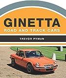 自動車洋書「GINETTA - ROAD AND TRACK CARS」ジネッタ解説書
