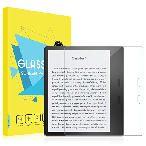 ATiC New Kindle Oasis 2017用強化ガ...
