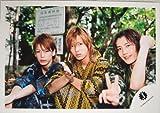 ジャニーズ公式生写真 亀梨和也 山下智久 赤西仁 着物姿�A -