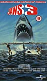 Jaws 3-D [VHS] [Import]
