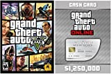 Grand Theft Auto V (日本語版) + Great White Shark Cash Card (GTAマネー$1,250,000) Pack [オンラインコード]