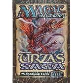 MTG マジックザギャザリング 英語版 URZA'S SAGA トーナメントパック