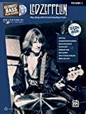 Amazon.co.jpLed Zeppelin: Play Along with 8 Great-Sounding Tracks (Ultimate Bass Play-Along)
