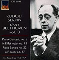 Rudolf Serkin Plays Beethoven Vol. 3