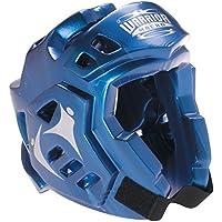 (Blue, X-Large) - Macho Warrior Head Guard