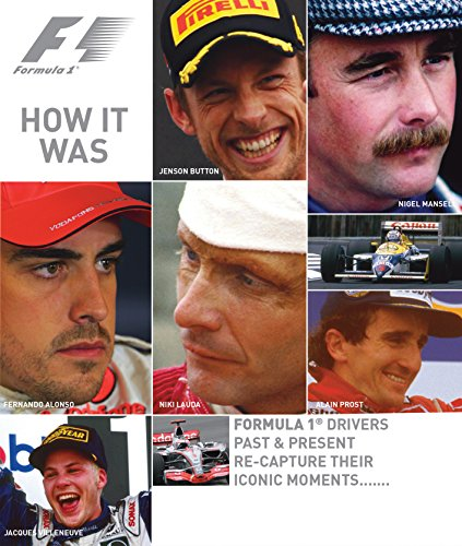 F1 How It Was [Blu-ray] [Impor...