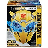 TRANSFORMERS Bumblebee - Autobots Bee Vision - Movie Inspired Augmented Reality Mask - Kids Dress Up Toys  - Ages 8+