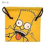 【ザ・シンプソンズ】巾着(バート)