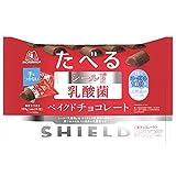 森永製菓 シールド乳酸菌ベイクドチョコレートTTP 105g ×12袋