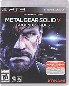 Metal Gear Solid V: Ground Zeroes (輸入版:北米)