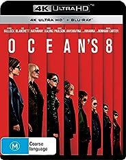 Ocean's 8 (4K Ultra HD + Blu-