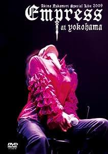 Akina Nakamori Special Live 2009 Empress at Yokohama(初回限定盤) [DVD]