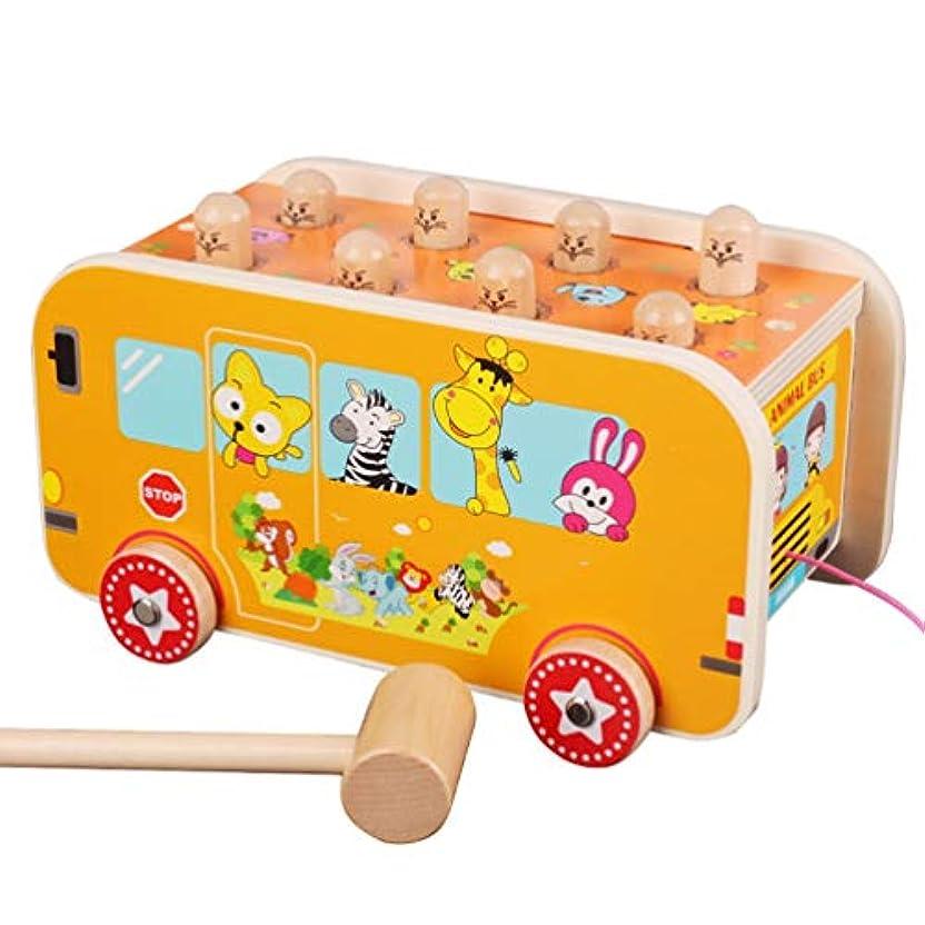 因子努力するオーバーフローハンマートイ キッズ おもちゃ 知育玩具 木のおもちゃ 打つネズミ ハンマー叩き 赤ちゃん 子供 面白い 楽しい 木製玩具 叩くおもちゃ 1歳 2歳 3歳 女の子 男の子 誕生日 クリスマス プレゼント