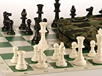 Heavy Club Chess Set Combo