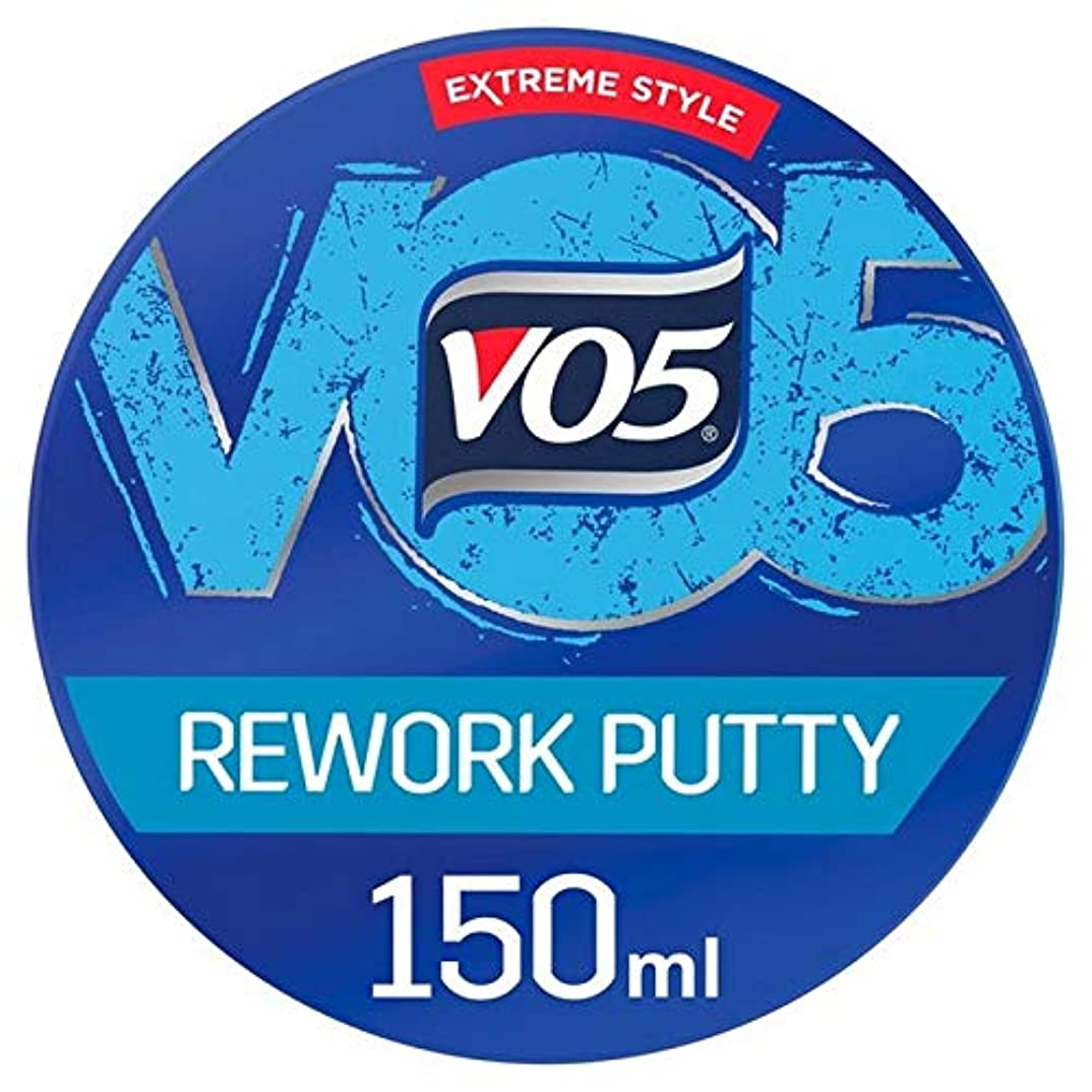 ギャラリー指定ギャラリー[VO5] Vo5極端なスタイルリワークパテ150ミリリットル - VO5 Extreme Style Rework Putty 150ml [並行輸入品]