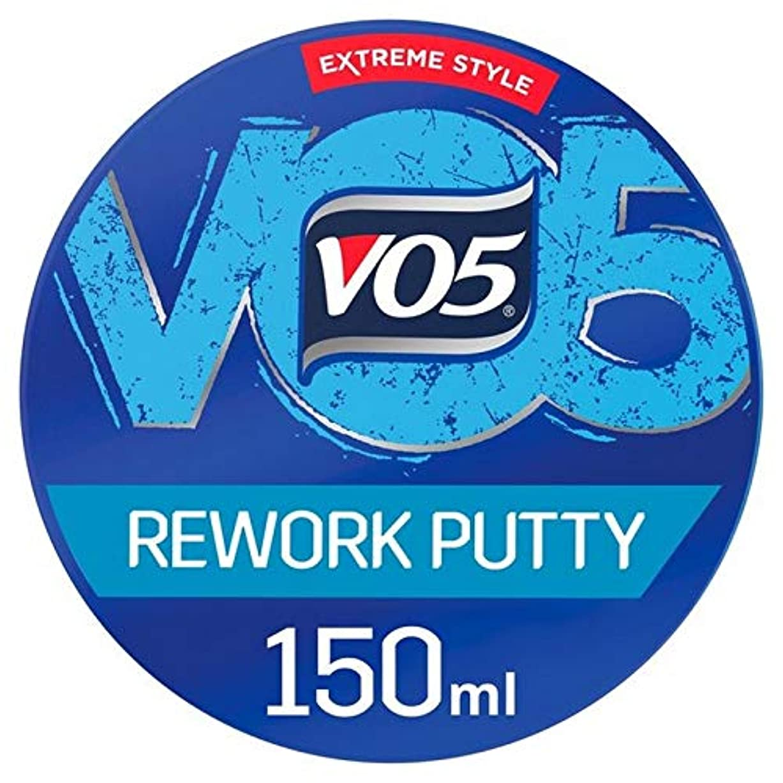 バンケットメキシコドリンク[VO5] Vo5極端なスタイルリワークパテ150ミリリットル - VO5 Extreme Style Rework Putty 150ml [並行輸入品]