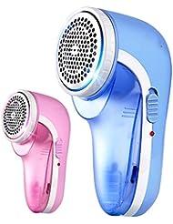 ジアジア - ファブリックシェーバー - リントリムーバー衣類シェーバー携帯用リチャージブルボブファブリックシェーバー ファブリックシェーバー (色 : ピンク, サイズ さいず : 3 blade)