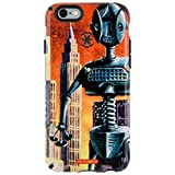 Speck Products Candyshell Inked Case for iPhone 6S Plus or iPhone 6 Plus Limited Edition from CSA Images Sci-Fi 3 [並行輸入品]