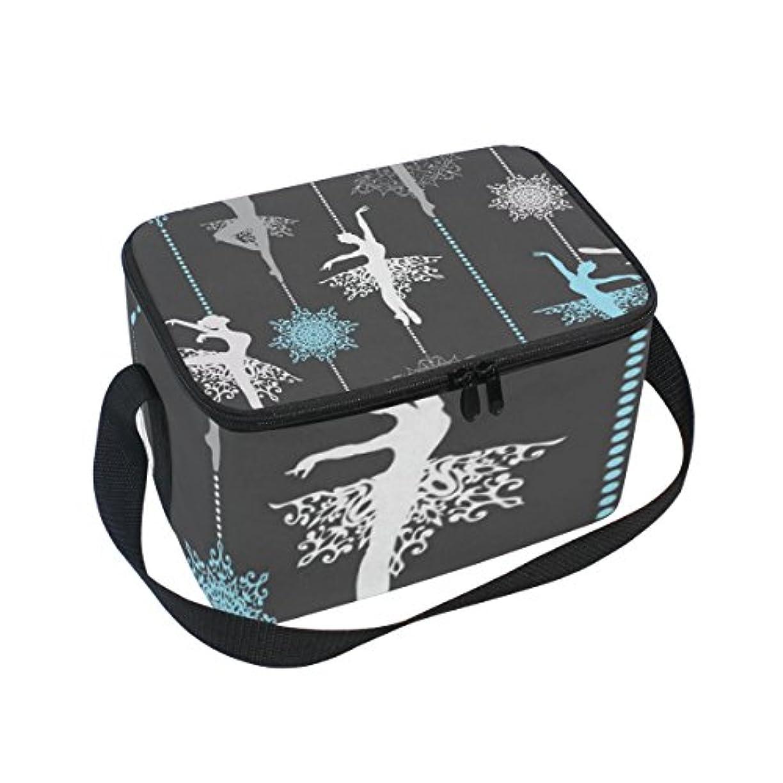 即席着飾る順応性クーラーバッグ クーラーボックス ソフトクーラ 冷蔵ボックス キャンプ用品 女の子 ダンス 保冷保温 大容量 肩掛け お花見 アウトドア