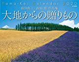 カレンダー2020 前田真三・前田晃 作品集 大地からの贈りもの (ヤマケイカレンダー2020)