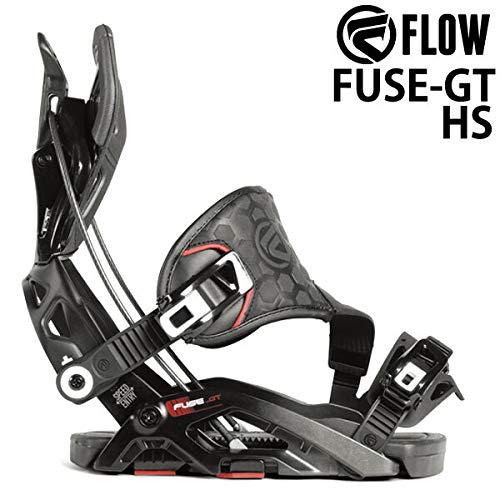 18-19 FLOW/フロー FUSE-GT HS フューズ メンズ レディース ビンディング バインディング スノーボード 201...