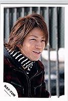 KAT-TUN・【公式写真】・亀梨和也・✩ ジャニーズ公式 生写真【スリーブ付 k69