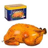 【Inlatable Turkey】ターキーのインフレータブル(七面鳥の風船)まるで本物の様なつやのあるターキー型風船!クリスマスプレゼントに!