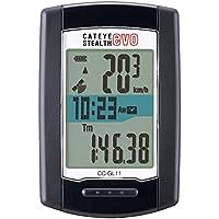 キャットアイ(CAT EYE) サイクルコンピュータ STEALTH evo CC-GL11 GPS スピードセンサーレス
