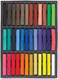 HAIRCHALKIN® 36 Non-Toxic Temporary Hair Pastel Chalk Beauty Kit