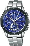 [ワイアード]WIRED 腕時計 WIRED ワイアード カーブハードレックス 日常生活用強化防水 (10気圧防水) クオーツ AGAW412 メンズ