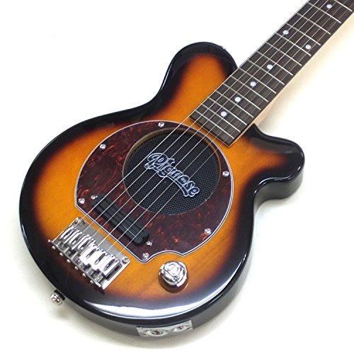 Pignose ピグノーズ PGG-200 BS ブラウンサンバースト アンプ内蔵ミニギターセット [98765]【検品後発送で安心】