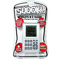 Handheld Electronic Game Pocket Arcade SUDOKU Pro [並行輸入品]
