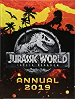 Jurassic World Fallen Kingdom Annual 2019 (Annuals 2019)