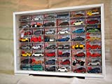 トミカ48Wアクリル棚ホワイト コレクションケース