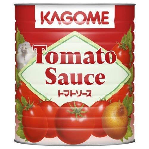 【業務用】カゴメ トマトソース 1号缶(3000g)【常温】