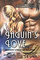 Jaguin's Love: Science Fiction Romance (Dragon Lords of Valdier)