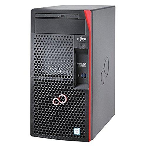 FUJITSU Server PRIMERGY TX1310 M3タワー Intel Celeron G3930 2.9GHz 4GB DVD-ROM 109キーボード・光学式USBマウス付属(HDD・OSは非搭載)