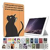 MIxUP iPad mini2 mini3 スマート カバー バック ケース手帳型 スタンド 機能 アイパッド ミニ2/3 おしゃれ かわいい 猫 ねこ cat 黒猫 MXP-M2-ssANI-bkcat