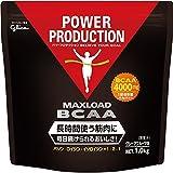 グリコ パワープロダクション マックスロード BCAA 筋持久系アミノ酸 グレープフルーツ風味 1kg