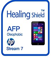 Healingshield スキンシール液晶保護フィルム Oleophobic AFP Clear Film for Hp Tablet Stream 7