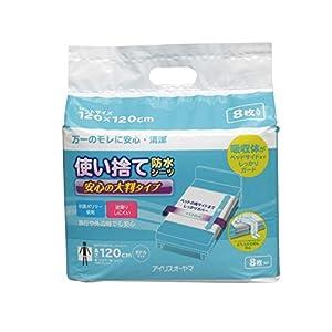 アイリスオーヤマ 防水シーツ 使い捨て 大判 ...の関連商品4
