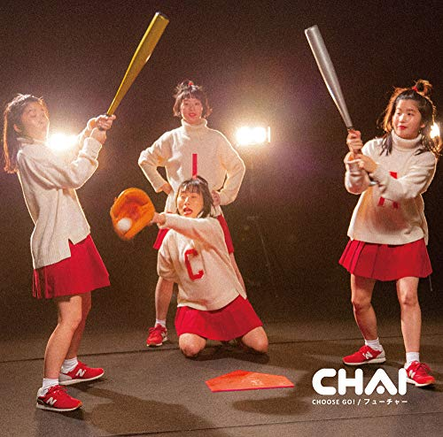 CHAI【CHOOSE GO!】歌詞を徹底解説♪いつもと変わるチャンス!前向きな内容に元気を貰おうの画像